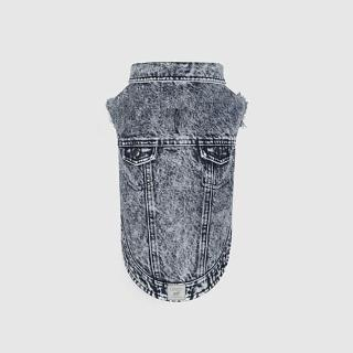 【CANADA POOCH】都市丹寧背心10號-Blue(寵物背心 Downtown Denim Vest Blue-10)