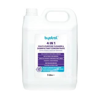 【英國Byotrol】居家全方位 去漬抗菌清潔濃縮液5L(B2047)