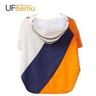 【UFBemo 優范寵物】寵物服裝輕度防水防風服-輕衣時尚(法鬥碼)