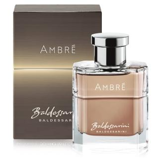 【Baldessarini 巴爾德賽里尼】AMBRE 琥珀男性淡香水 90ml(平輸正品)