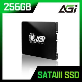 【AGI】256GB SSD 2.5吋固態硬碟(AGI亞奇雷AI138 256GB TLC SSD 2.5吋固態硬碟)