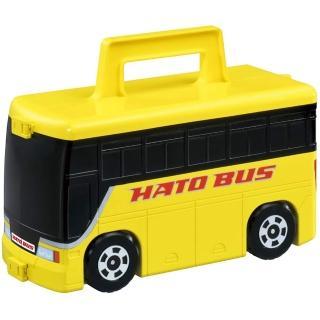 【TOMICA WORLD 交通世界】交通世界 哈多觀光巴士提盒(小汽車 場景)