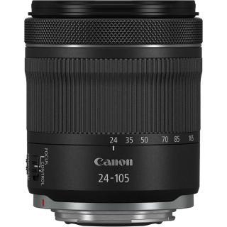 【Canon】RF24-105mm f/4-7.1 IS STM 入門旅遊鏡(公司貨)