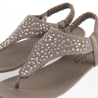 【SKECHERS】女 休閒系列 涼鞋 LIGHT STAR(32756TPE)