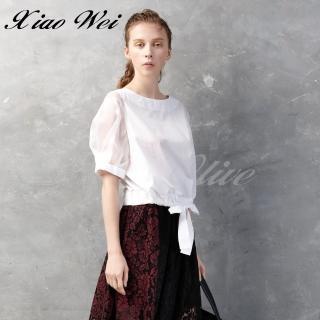 【CHENG DA】專櫃精品春夏款時尚流行五分袖上衣(NO.511611)