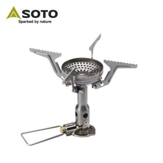 【SOTO】日本SOTO 登山爐(無點火器) OD-1NV
