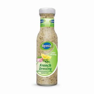 【荷蘭Remia 瑞米亞】沙拉醬 法式第戎芥末(素食 沙拉 營養 料理 第戎芥末)