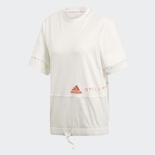 【adidas官方旗艦館】adidas by Stella McCartney 短袖上衣 女(DT9315)