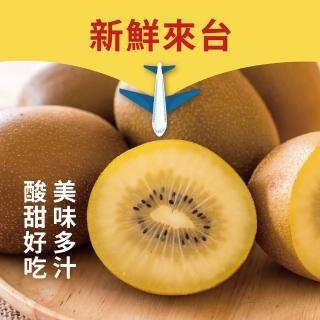 【水果達人】紐西蘭黃金奇異果30顆禮盒*1箱(黃金奇異果)(水果禮盒)