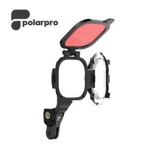 【PolarPro】GoPro Hero8 潛水專用5X近攝鏡組  公司貨(GoPro Hero8濾鏡)