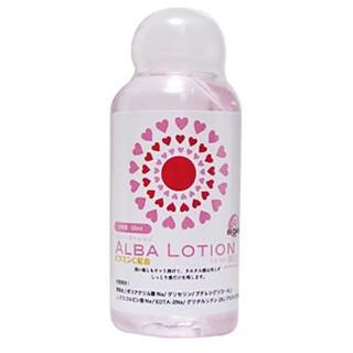 【A-ONE】日本A-one-ALBA LOTION水溶性潤滑液Rosa50ml(情趣用品.潤滑液)