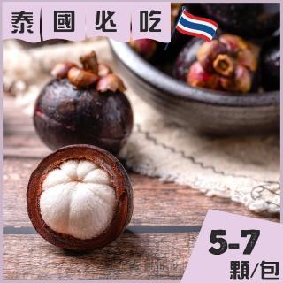 【五甲木】泰國極鮮冷凍山竹1包(500g/包)