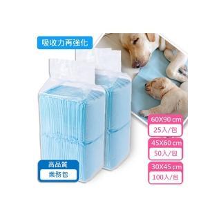 【買四送四】高品質寵物尿布墊業務包-8包組(吸力升級版)/