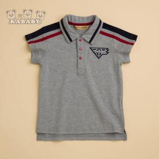 【金安德森】KA休閒款配色POLO衫(共二色)
