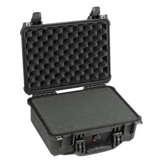 【PELICAN】1450 防水氣密箱(含泡棉 黑色)