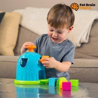 【FatBrain】轉轉形狀工廠(旋轉式積木玩具)