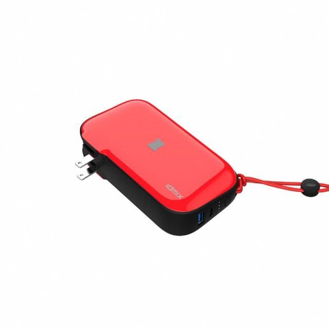 【idmix】MR CHARGER CH06 10000mAh 無線充電行動電源(4色)