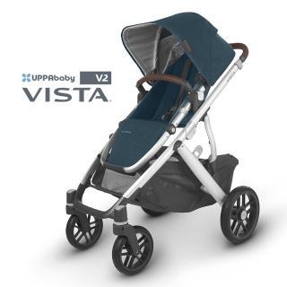 【UPPAbaby】VISTA V2 王者之尊旗鑑推車:推車(可擴充為雙寶推車)