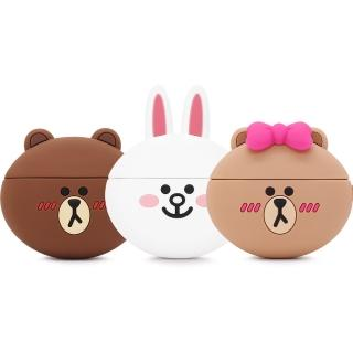 【GARMMA】LINE FRIENDS AirPods Pro 藍牙耳機盒保護套