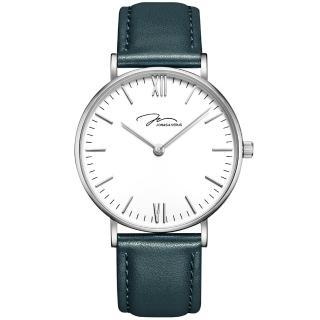 【J&V】春日森林綠腕錶40mm(Y01646-Q3.WWWLN)