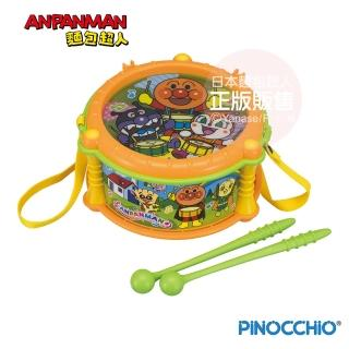 【ANPANMAN 麵包超人】天才寶貝 兒童小鼓