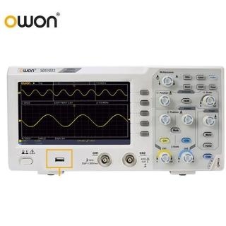 【OWON】全新SDS系列200MHz 輕巧示波器 SDS1202(示波器)