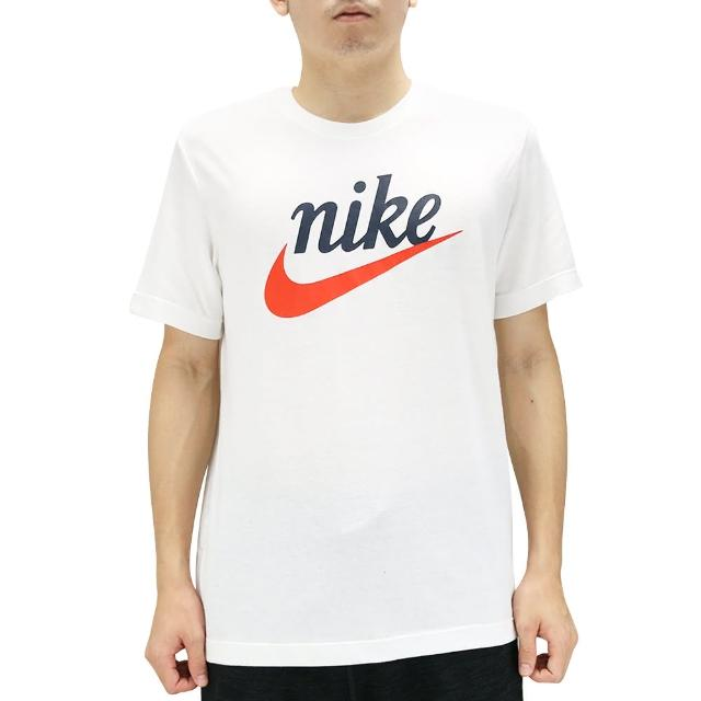 【NIKE 耐吉】AS M NSW HERITAGE + SS TEE 男 短袖上衣 白(CK2382133)