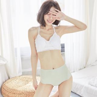 【Wonderland】涼感冰絲中腰收腹無痕內褲(10件組)