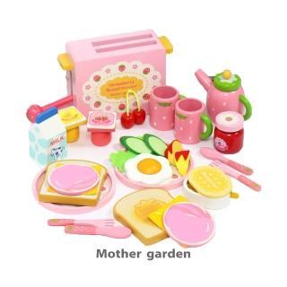【Mother garden】早餐-美味麵包機組