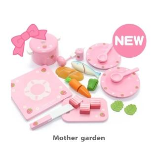 【Mother garden】廚具-小廚師料理入門組