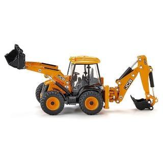 【SIKU】JCB 4CX 挖土機(小汽車)