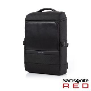 【Samsonite RED】MERR 都會休閒上開式筆電後背包(多色可選)