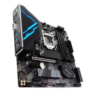 【BIOSTAR 映泰】映泰RACING B460GTQ主機板(Intel B460)