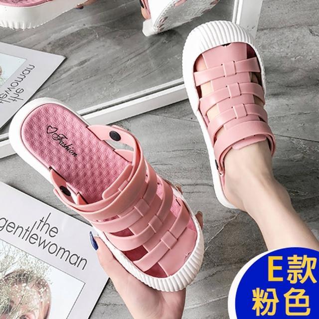 【K.W.】自然步調運休閒涼鞋(共7款可選)
