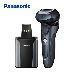 【Panasonic 國際牌】日本製頂級5D五刀頭全機水洗電鬍刀(ES-LV97-K)