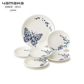 【yamaka】HANAE MORI瓷盤組(6入組)