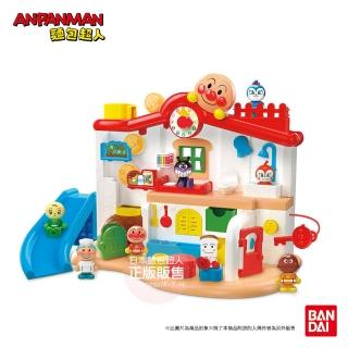 【ANPANMAN 麵包超人】叮咚 我的第一個麵包超人趣味小屋