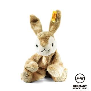 【STEIFF】兔子 Hoppy Rabbit(動物王國_黃標)