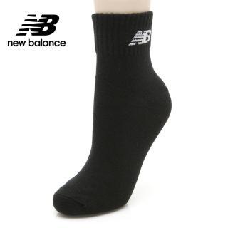 【NEW BALANCE】NB 常年款短襪_男款/女款_黑色_7120400489