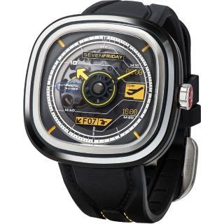 【SEVENFRIDAY】RUNWAY 限量航空 自動上鍊機械錶(T3/02)