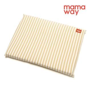 【mamaway 媽媽餵】智慧調溫抗敏防寶寶枕(枕心x1+枕套x1)
