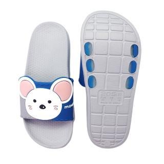 【333 家居鞋館】兒童款★萌萌動物親子室外童拖鞋(4款可愛動物)