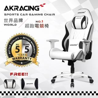 【AKRACING】超跑電競椅-GT07 JAZZ(電競椅)
