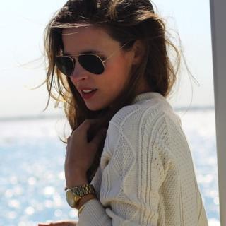 【RayBan 雷朋】經典飛官款 太陽眼鏡 墨鏡(金-墨綠#RB3025 001-62mm)