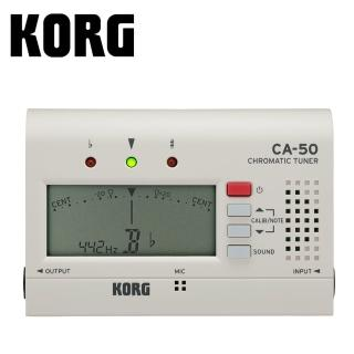 【KORG】CA-50 電子數位調音器