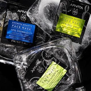 【APIVITA】小黃瓜深層保濕面膜 8ml x 12