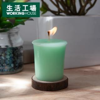 【生活工場】檸檬馬鞭草許願蠟燭/