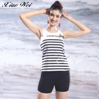 【小薇的店】泳之美品牌時尚二件式泳裝(NO.83958)