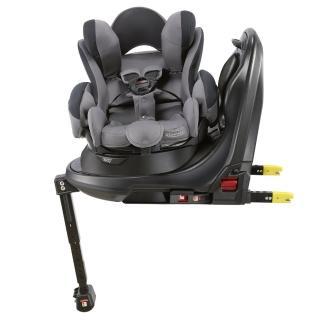 【Graco】0-4歲嬰幼童汽車安全座椅Turn2Fit ISOFIX可旋轉平躺(贈 紐西蘭LS遮陽貼NT1200)