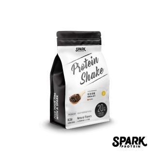 【Spark Protein】Spark Shake 高纖優蛋白飲 - 焙茶拿鐵 乳清蛋白(1kg袋裝)